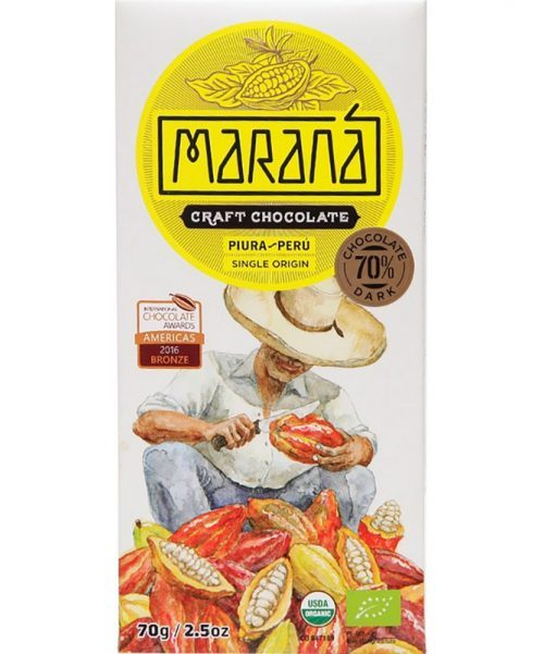 Maranà - Cioccolato Fondente - Piura 70%