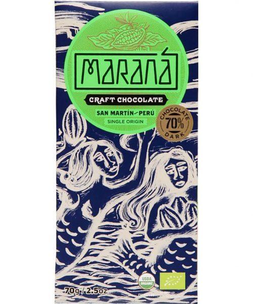 Maranà - Cioccolato fondente - Saint Martin 70%