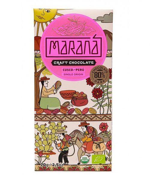 Maranà - Cioccolato Fondente - Cusco 80%