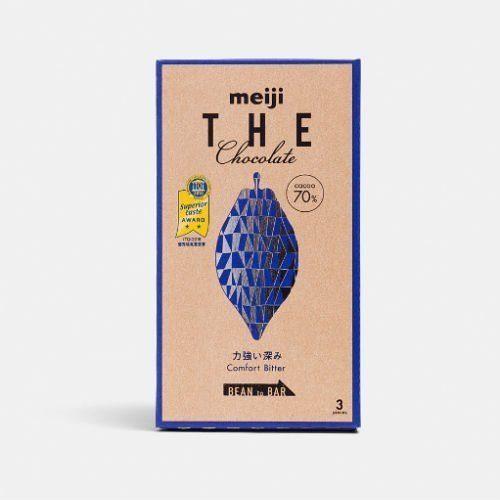Meiji - Cioccolato - Comfort Bitter
