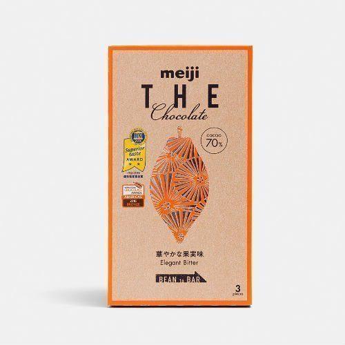 Meiji - Cioccolato - Elegant Bitter