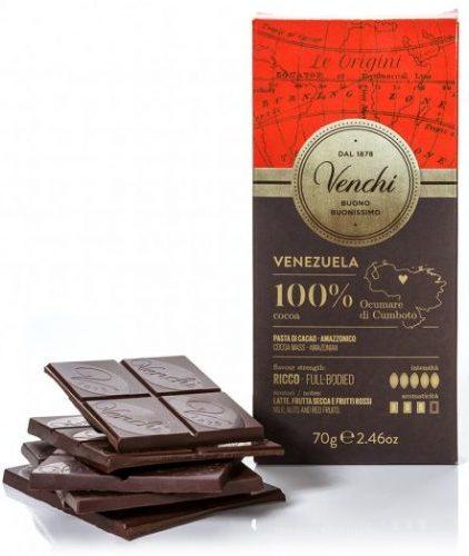 Venchi - Cioccolato Fondente 100% Venezuela