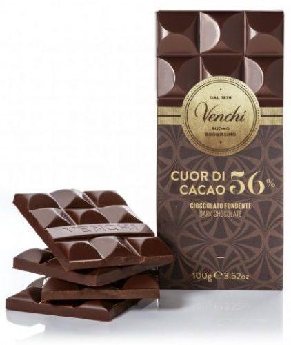 Venchi - Cioccolato Fondente Cuor di Cacao 56%
