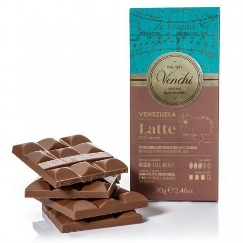 Venchi - Cioccolato al latte 47% Venezuela