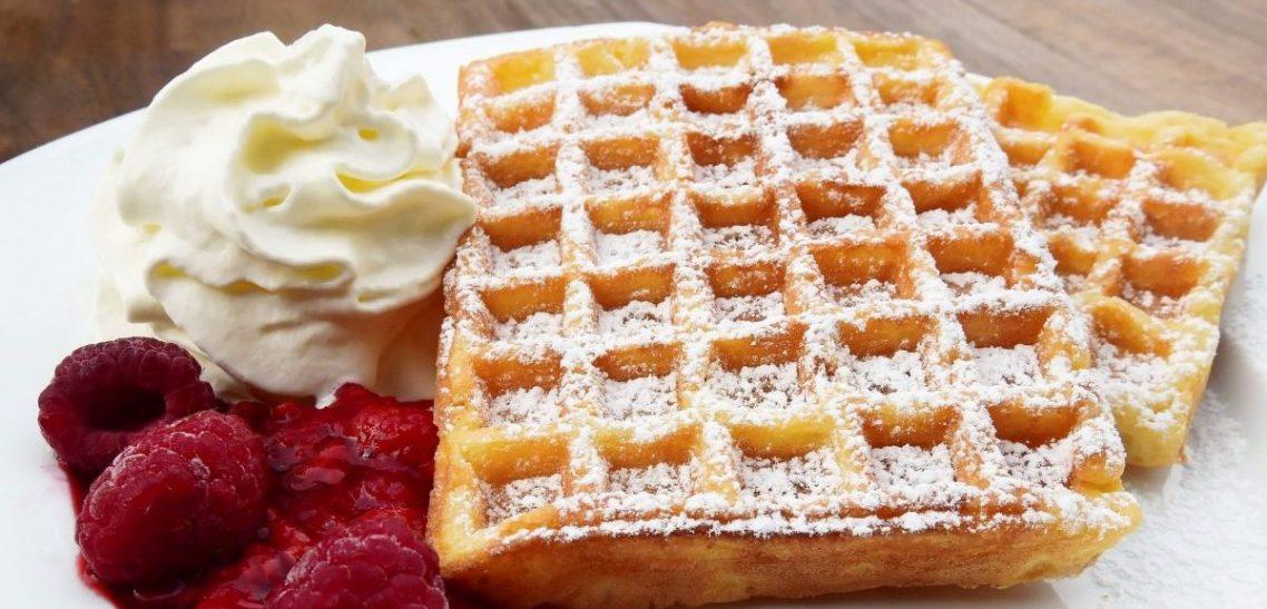 waffles scirippo acero e cannella
