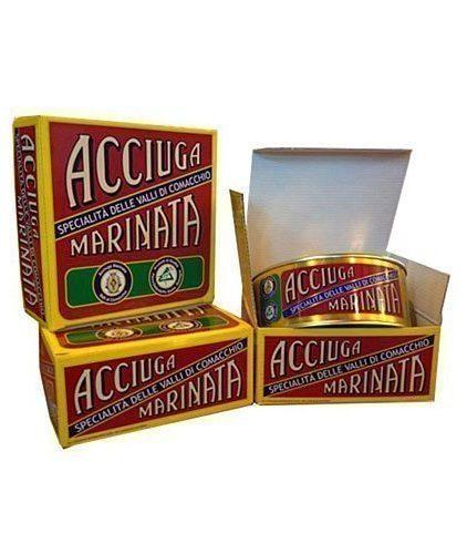 I marinati di Comacchio - Acciuga Marinata