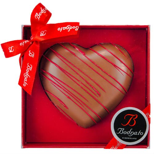 Cuore cioccolato Bodrato 2