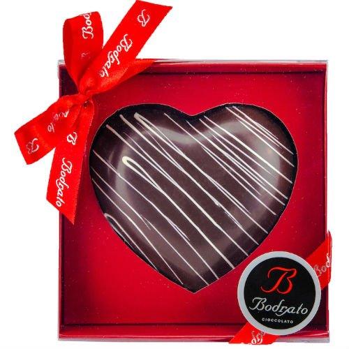 Cuore cioccolato Bodrato