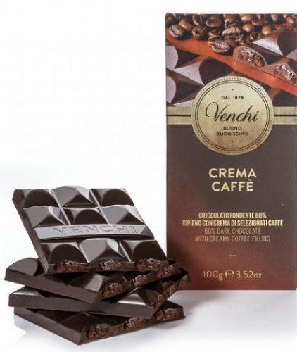 Venchi - Cioccolato Fondente 60% Ripiena al Caffè