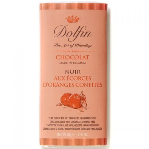 Dolfin - Ecorces d'oranges confites