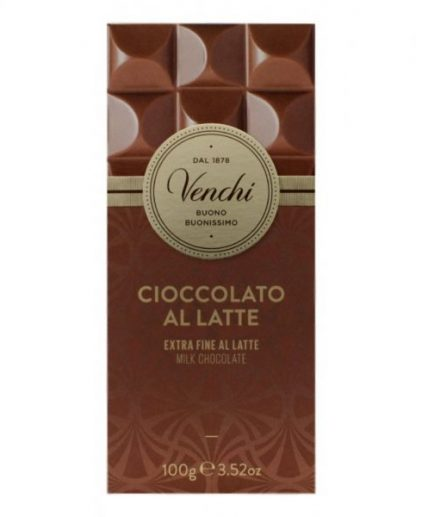 Venchi - Cioccolato al latte extra fine