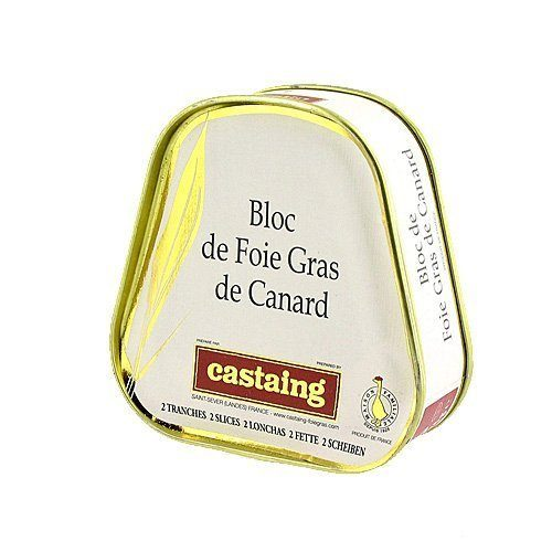 Real Group - Bloc de Foie Gras d'anatra in latta - 75 g