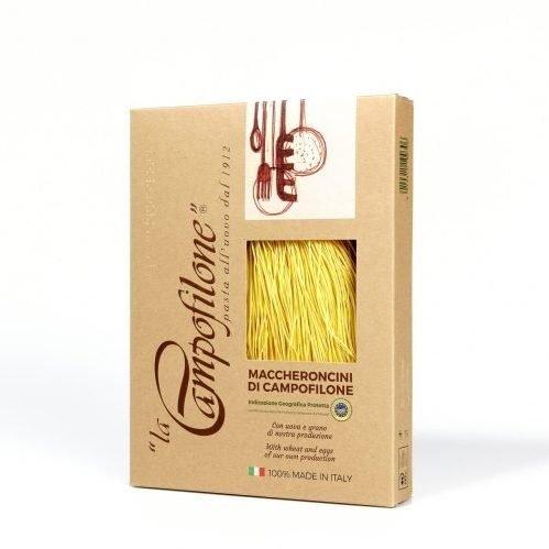Pasta Campofilone - Maccheroncini IGP