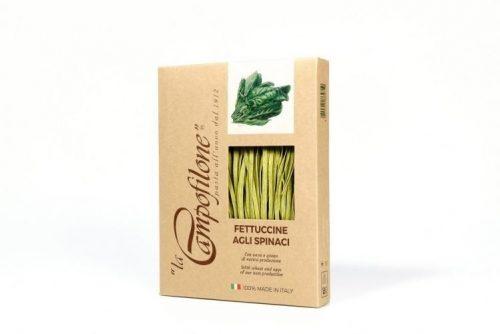 Pasta Campofilone - Fettuccine agli spinaci
