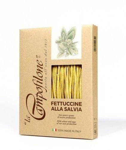 Pasta Campofilone - Fettuccine alla salvia