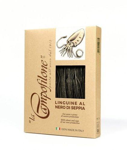 Pasta Campofilone - Linguine al nero di seppia
