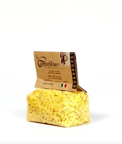 Pasta Campofilone - Quadrucci