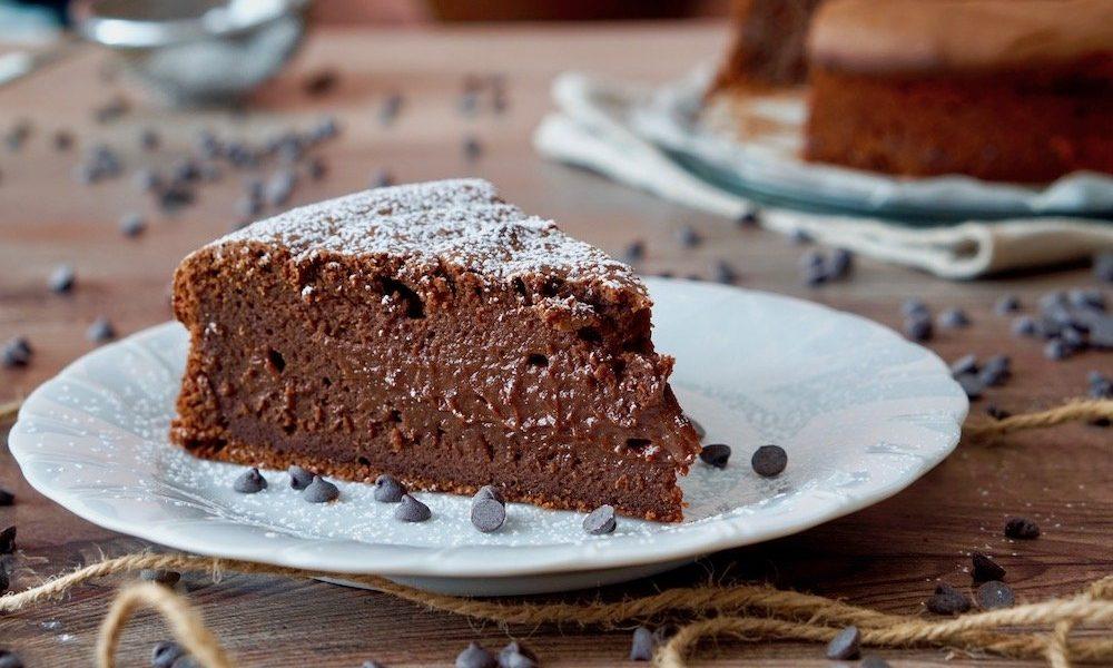 Dolcezza al cioccolato e zenzero candito