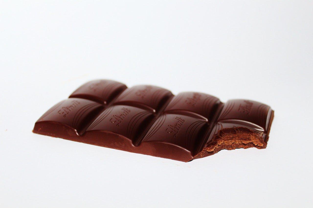 Perché il cioccolato diventa bianco