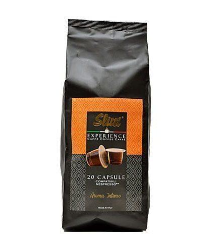 Slitti Caffé - Capsule Compatibili Nespresso - Aroma Intenso