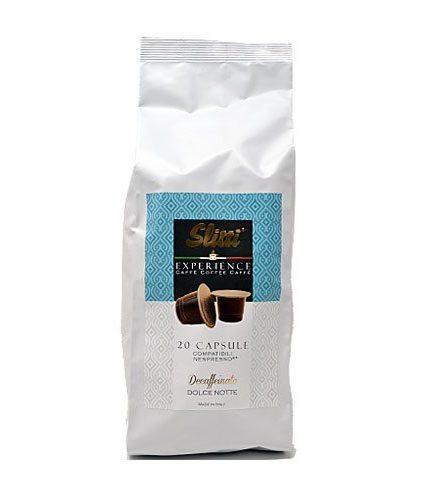 Slitti Caffé - Capsule Compatibili Nespresso - Decaffeinato