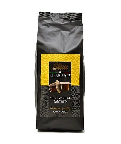 Slitti Caffé - Capsule Compatibili Nespresso - 100% Arabica