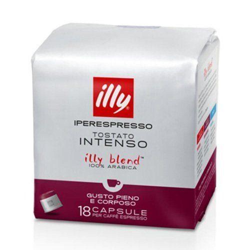 Confezione - Illy Caffé - Capsule Iperespresso Tostato Intenso