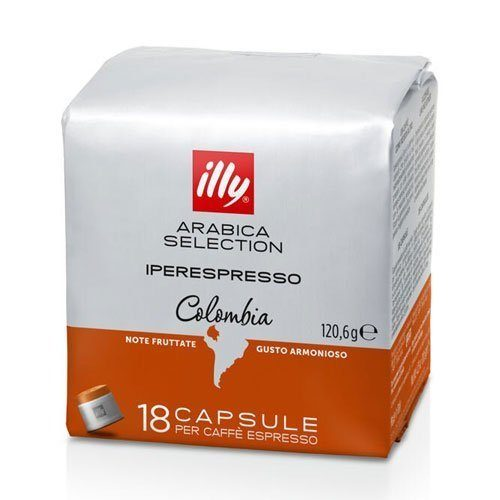 Illy Caffé - Capsule Iperespresso Arabica Selection Colombia