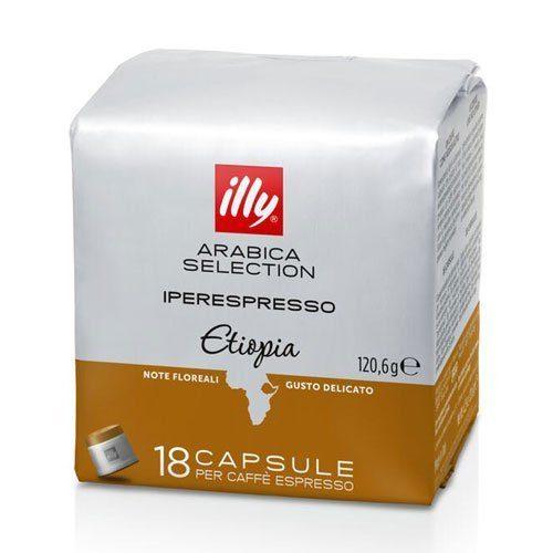 Confezione - Illy Caffé - Capsule Iperespresso Arabica Selection Etiopia
