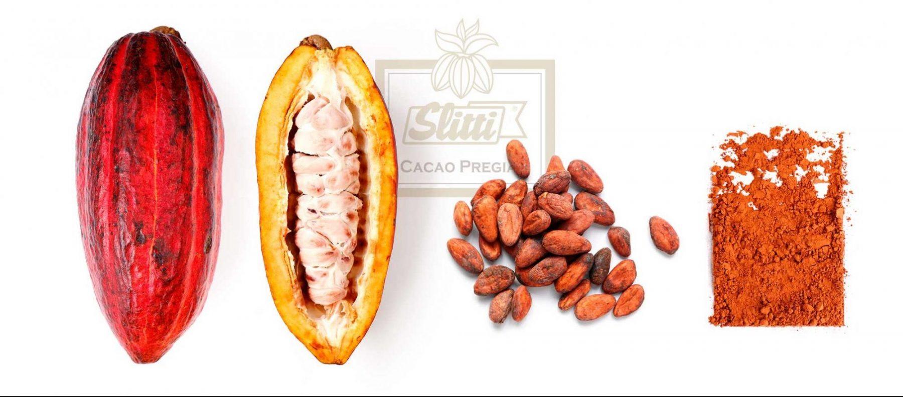 Cacao e Cioccolato Slitti