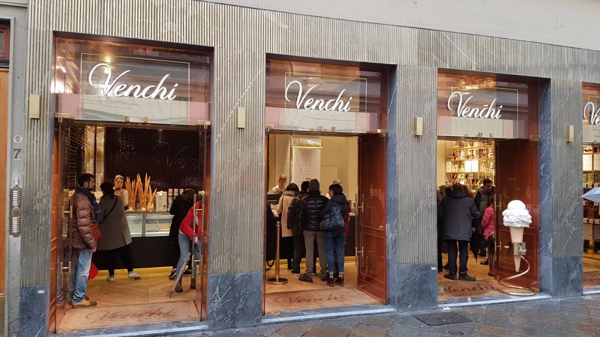 Dove comprare cioccolato Venchi