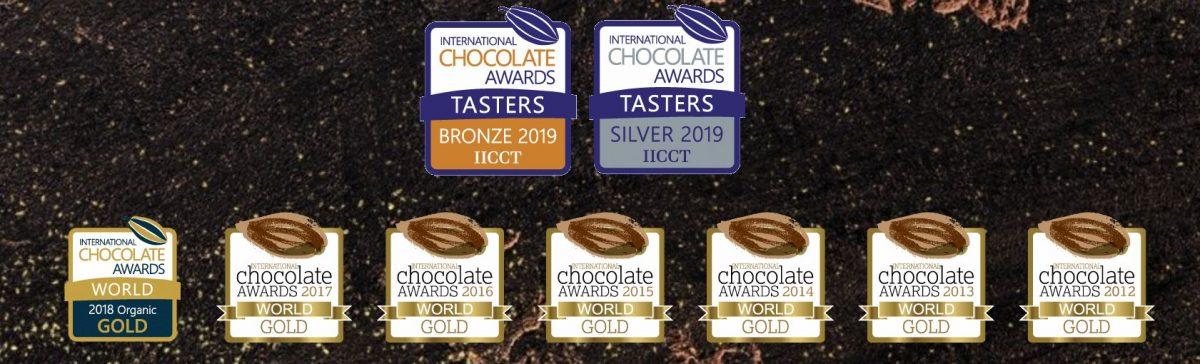 Premi vinti da Pacar Cioccolato
