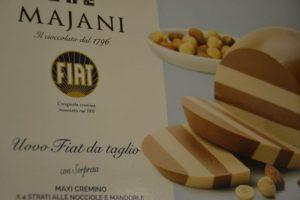 Majani Fiat Uova Pasqua