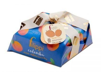 Pasticceria Filippi - Colomba Speciale con Albicocche