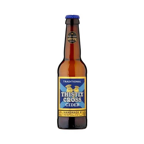 Thistly Cross Cider - Traditional 33 cl