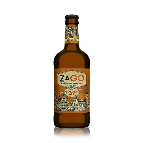 Zago - Birra Golden Ale 50 Cl