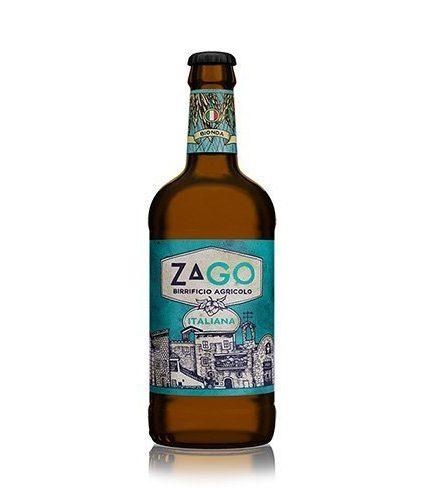 Zago - Birra Italiana 50 CL