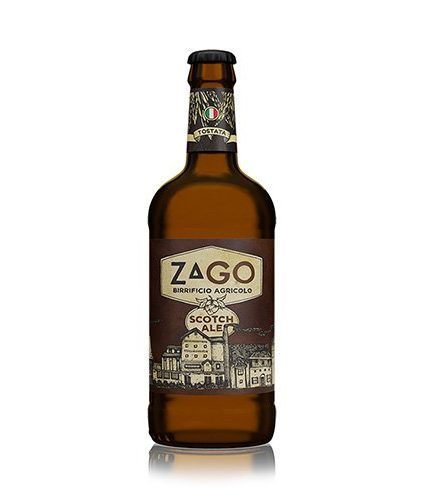 Birrificio Agricolo Zago - Birra Scotch Ale 50 Cl