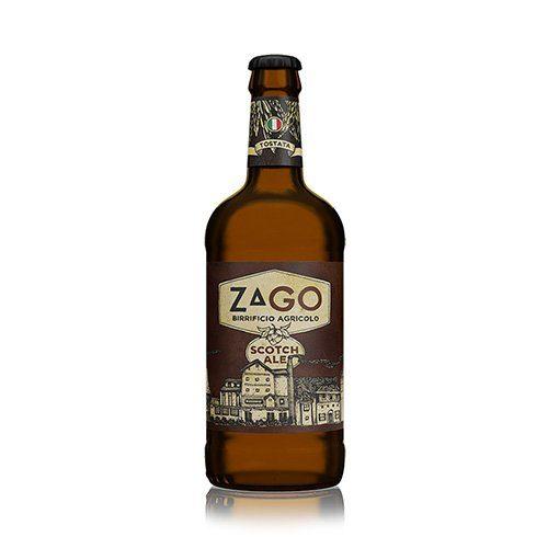 Birrificio Agricolo Zago - Birra Scotch Ale 50 Cl