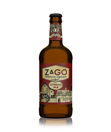 Zago - Birra Strong Ale 50 Cl