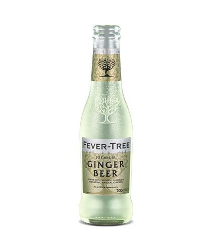 Fever Tree - Ginger Beer in Cluster