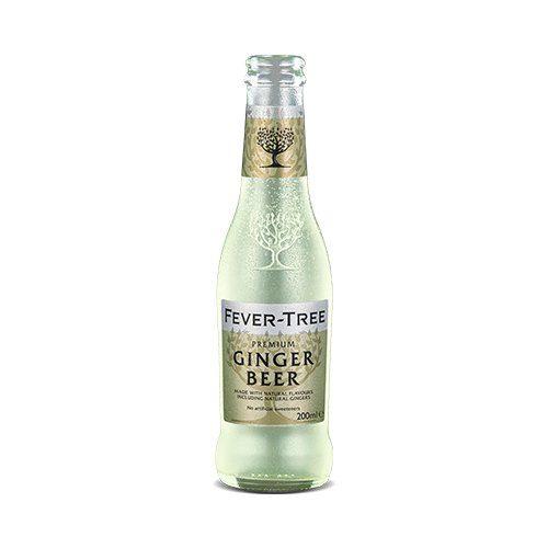 Fever Tree - Ginger Beer in Cluster