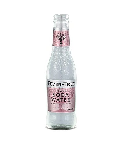 Fever Tree - Soda Water