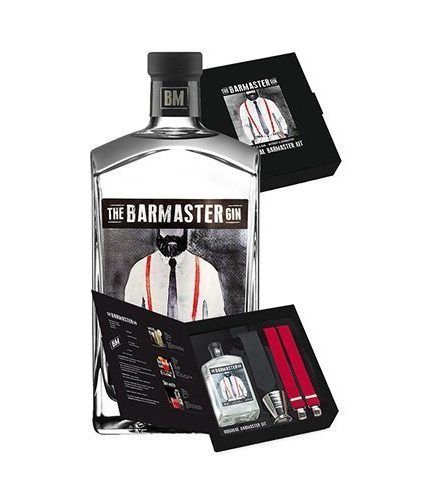 Gin - The Barmaster