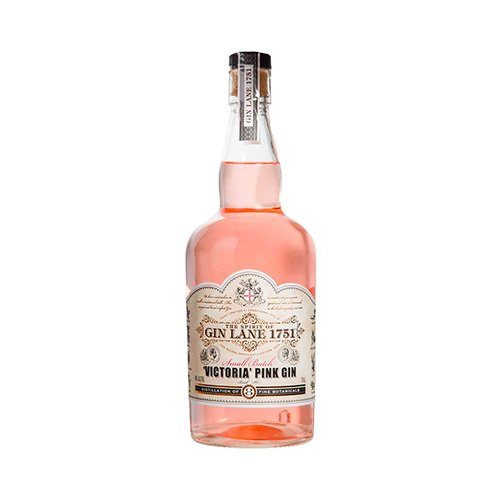 Gin Lane 1751 - Victorian Pink Gin - 70 Cl