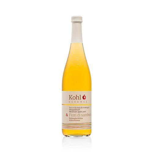 Kohl - Succo di Mela e Fiori di Sambuco