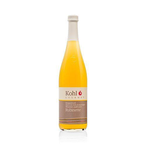 Kohl - Succo di Mela Rubinette