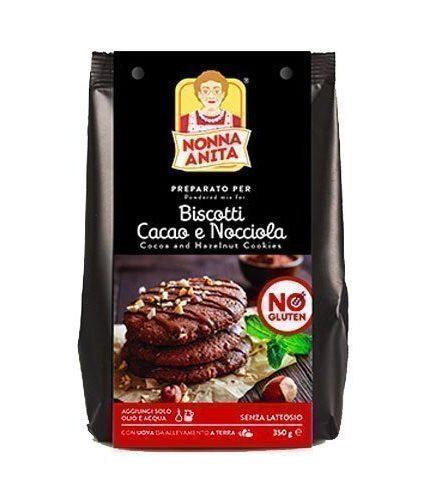 Nonna Anita - Biscotti Cacao e Nocciola
