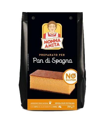 Nonna Anita - Panna di Spagna