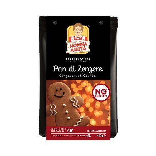Nonna Anita - Pan di Zenzero